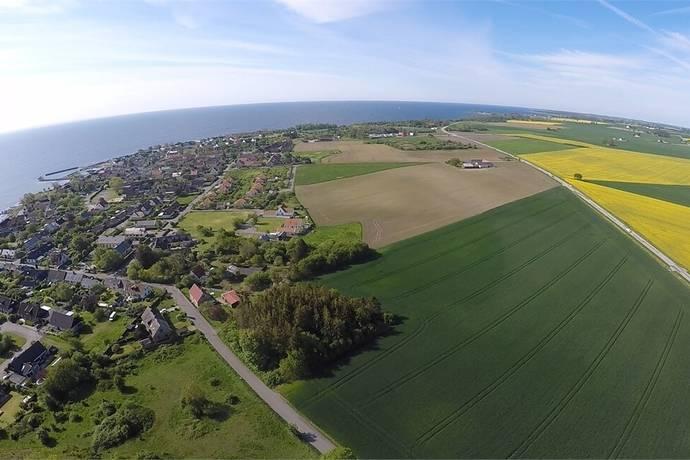 Bild: tomt på Simris 16:152, Simrishamns kommun Brantevik
