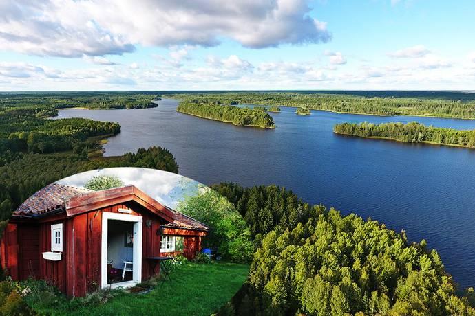 Bild: 3 rum villa på Djupvik Kulltorpsstugan 2, Katrineholms kommun Djupvik, Nyköping, Norrköping
