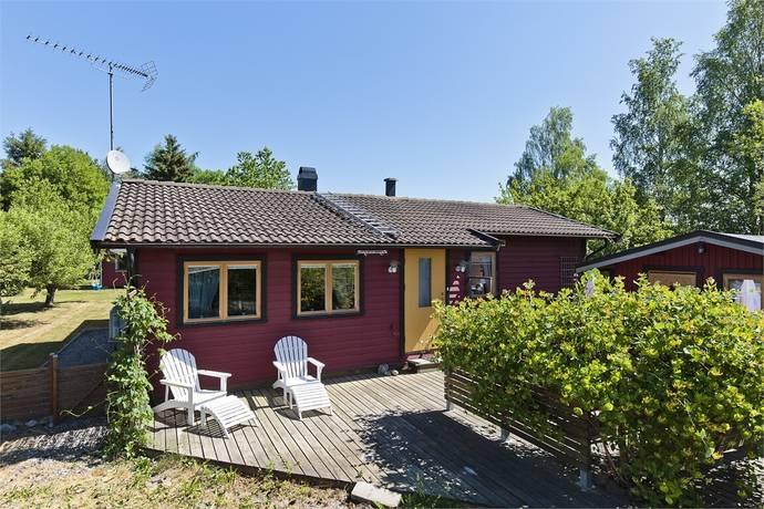 Bild: 3 rum fritidshus på Fogdö Vik 7, Strängnäs kommun