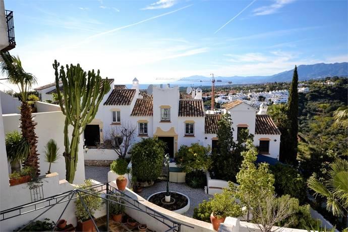 Bild: 7 rum radhus på Cabopino, Spanien Marbella Öst / East | Marbella