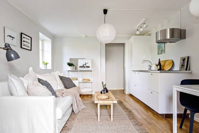 Bild: 1 rum bostadsrätt på Havsbadsvägen 12B, Båstads kommun Malen