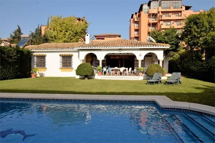 Bild: 4 rum villa på Estepona, Spanien Estepona Öst / East | Estepona