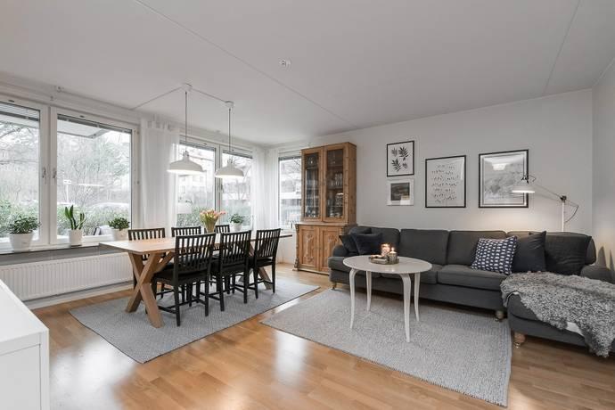 Bild: 3 rum bostadsrätt på Mariehällsvägen 4, Stockholms kommun Bromma Mariehäll