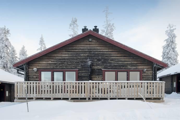 Bild: 3 rum radhus på Hemfjällsbyn 3A, Malung-Sälens kommun Högfjället, Sälen
