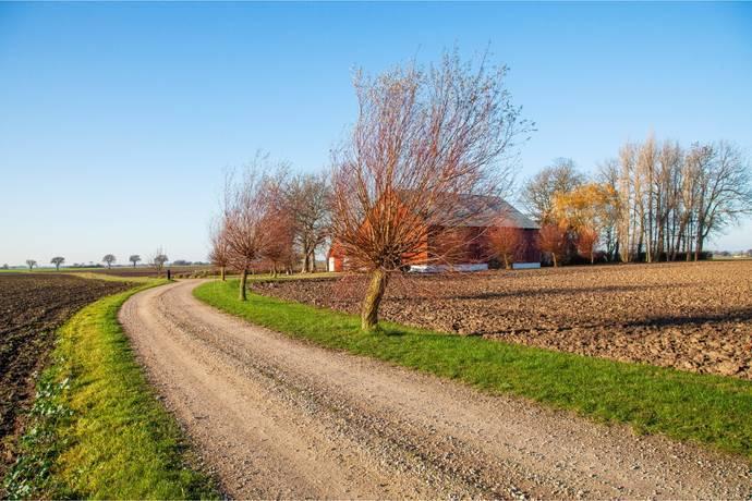 Bild: 9 rum gård/skog på Simrisdalsvägen 195-31, Trelleborgs kommun Södra Åby