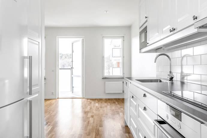 Bild: 1 rum bostadsrätt på Industrigatan 19, Uppsala kommun Kungsängen/Industristaden