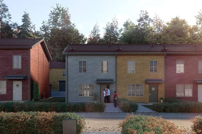 Bild: 4 rum radhus, Sigtuna kommun Steninge slottsby