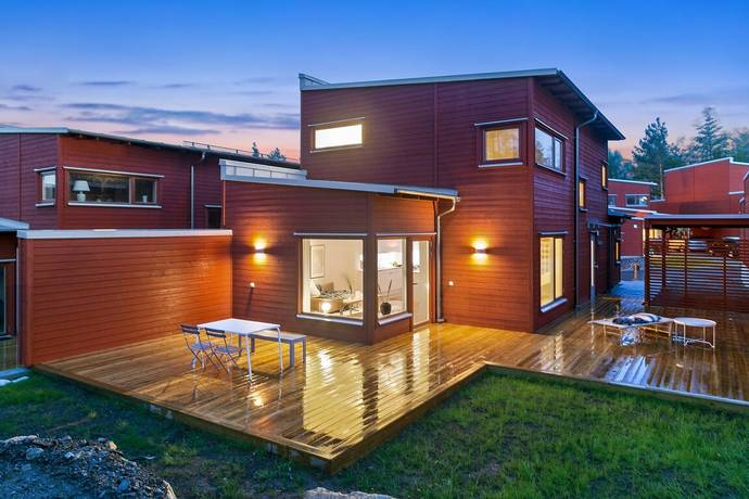 Bild: 6 rum villa på Agda Helins väg 9, Partille kommun Öjersjö