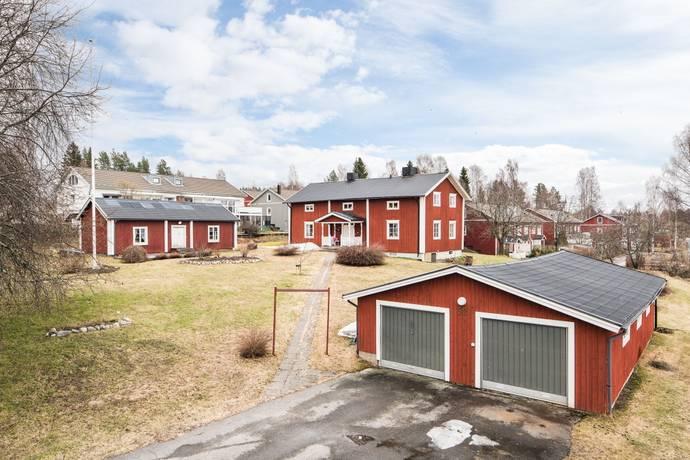 Bild: 6 rum villa på Falmyrvägen 52, Skellefteå kommun Bergsbyn