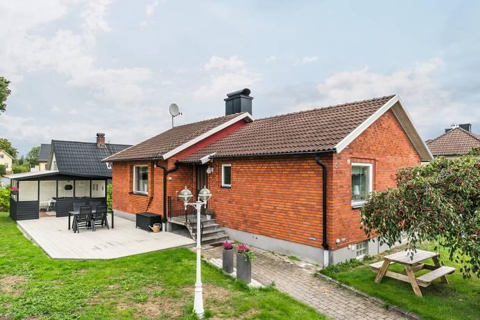 Bild: 5 rum villa på Hagagatan 4, Gnosjö kommun Gnosjö centralt
