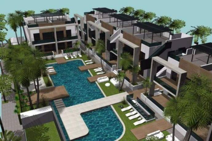 Bild: 3 rum bostadsrätt på Lägenhet i Guardamar del Segura, Alicante, Spanien Guardamar del Segura