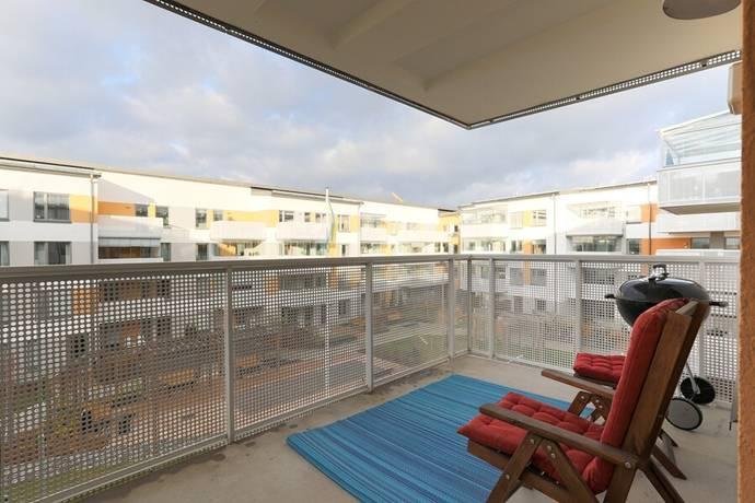 Bild: 2 rum bostadsrätt på Hällbygatan 39, Uppsala kommun Luthagen