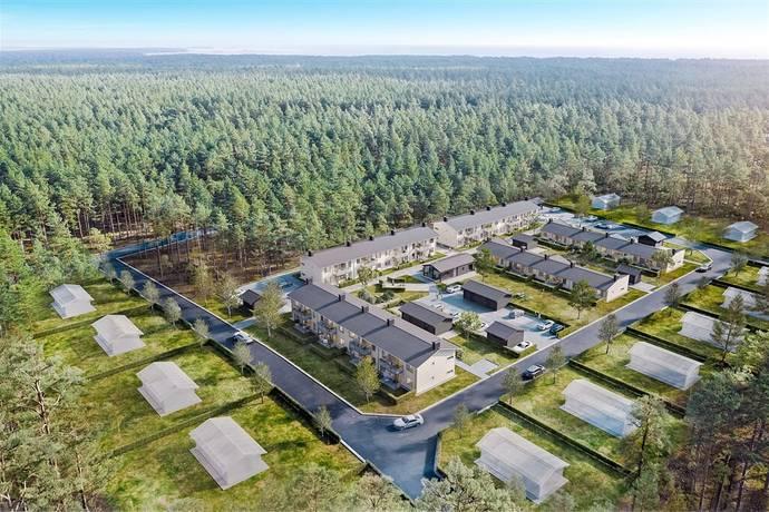 Bild från Nya bostadsrätter i Åhus - Brf Tallslätten i Åhus