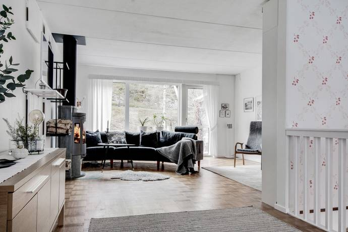 Bild: 5 rum radhus på Sjöängsvägen 63, Nacka kommun Björknäs