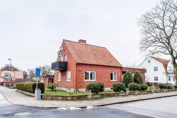Bild: 6 rum villa på Malmgatan 58 A, Eslövs kommun Trollsjöområdet