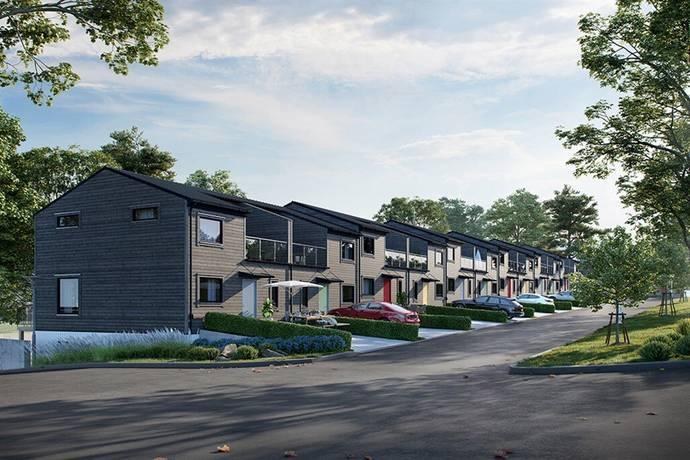 Bild: 5 rum radhus på Stensträngsvägen/21, Sigtuna kommun Steningehöjden