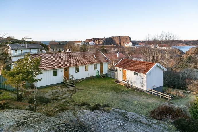 Bild: 4 rum villa på Kaprifolgatan 17, Sotenäs kommun Bovallstrand