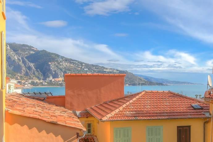Bild: 3 rum bostadsrätt på Menton, Frankrike Franska Rivieran