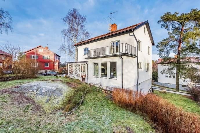 Bild: 7 rum villa på Orsavägen 9, Stockholms kommun Bromma - Nockeby