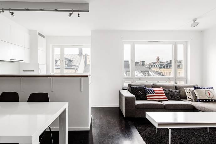 Bild: 1,5 rum bostadsrätt på Rådmansgatan 75, 6 tr, Stockholms kommun Vasastan - City - Norrmalm