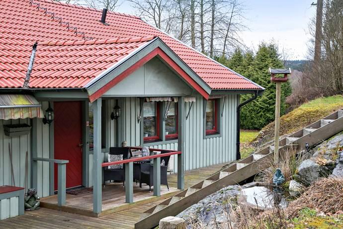 Bild: 5 rum villa på Sandviksvägen  5A, Alingsås kommun Ingared