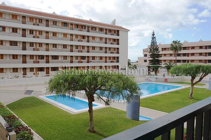 Bild: 3 rum bostadsrätt på En mysig lägenhet i populära Fayser, Spanien Teneriffa - Los Cristianos