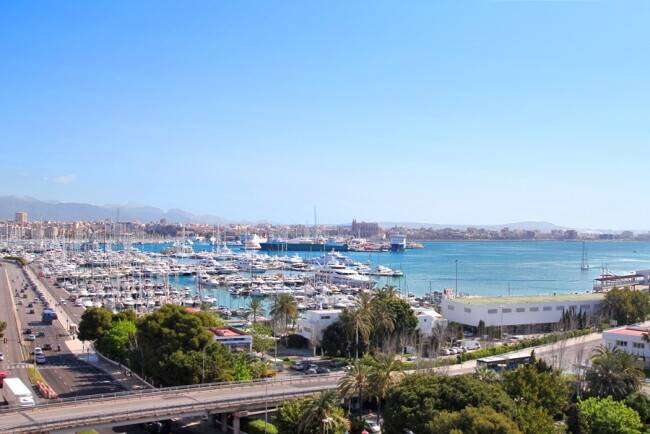 Bild: 1 rum bostadsrätt på Apartment, Mallorca - Palma de Mallorca, ES, Spanien Badia de Palma
