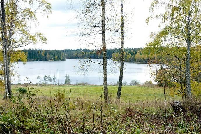 Bild: tomt på Tomt Hisshult, Växjö kommun Hisshult Lammhult Småland
