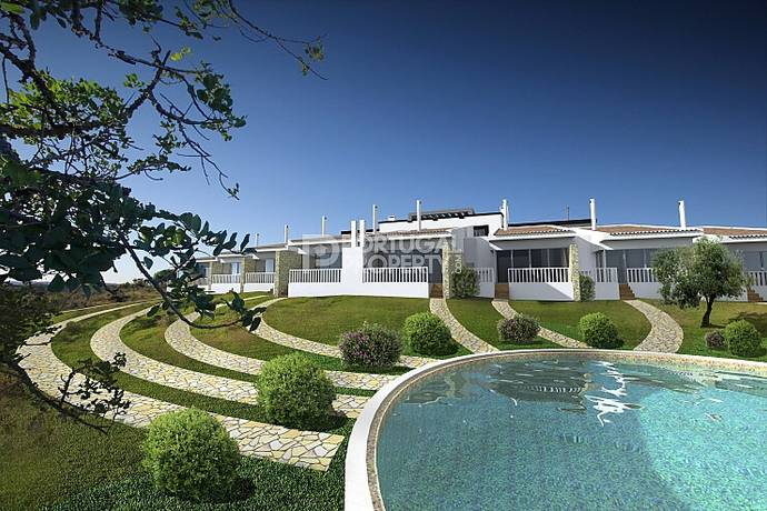 Bild: tomt på Nova de Casela, Portugal