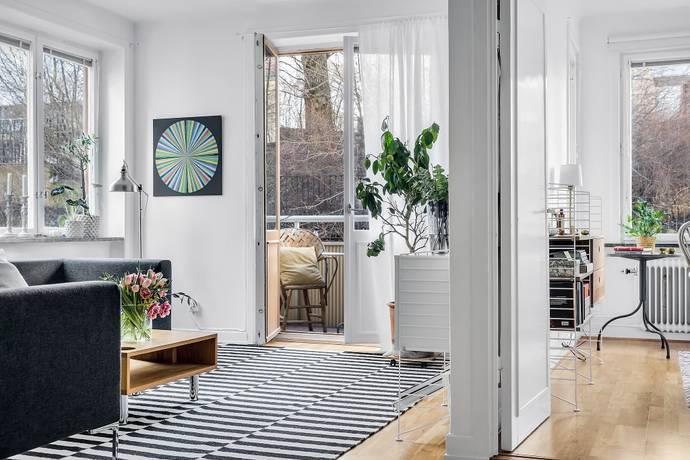 Bild: 4 rum bostadsrätt på Kungsholmsgatan 15, Stockholms kommun Kungsholmen