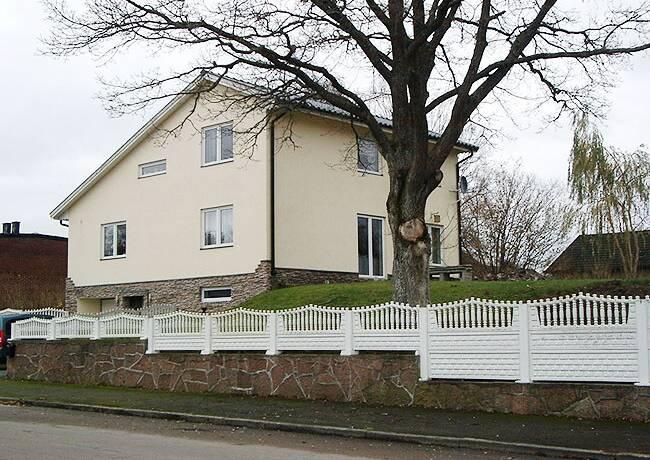 Bild: 6 rum villa på Industrigatan 1, Osby, Osby kommun Osby Skåne