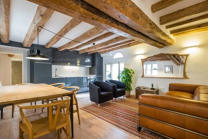 Bild: 3 rum bostadsrätt på Gotic Ref 2828, Spanien Gótic
