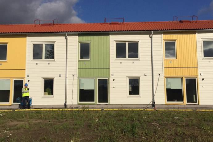 Bild: 5 rum radhus på Växelbruksvägen 91, Haninge kommun Västerhaninge Nedersta