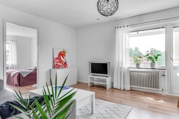 Bild: 2 rum bostadsrätt på Lindormsgatan 37, Borås kommun Sjöbo
