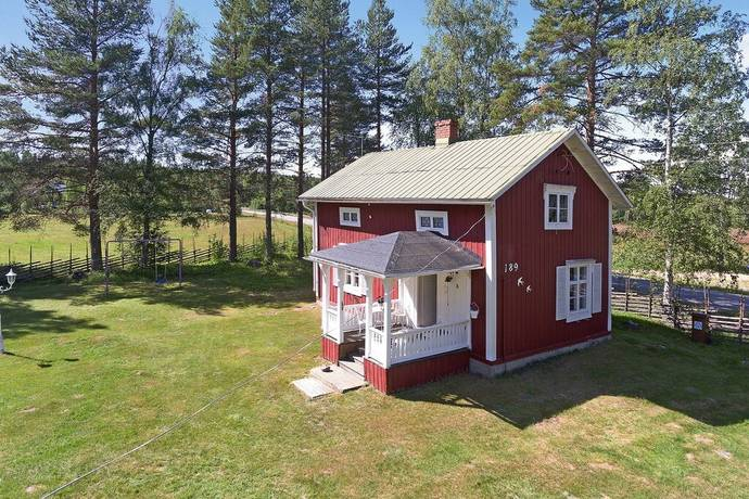 Bild: 52 m² fritidshus på Kallforsvägen 189, Piteå kommun Blåsmark