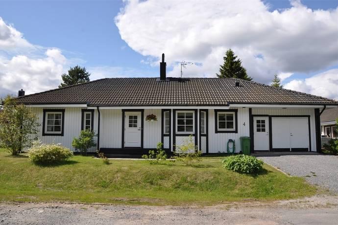 Bild: 3 rum villa på Lärkvägen 4, Haparanda kommun Marielund