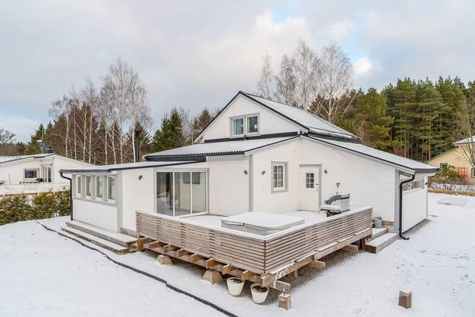 Bild: 7 rum villa på Fogdö Grindaholm, Strängnäs kommun Strängnäs