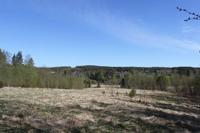 Bild: tomt på Bäckbacken, Sundsvalls kommun Västerro