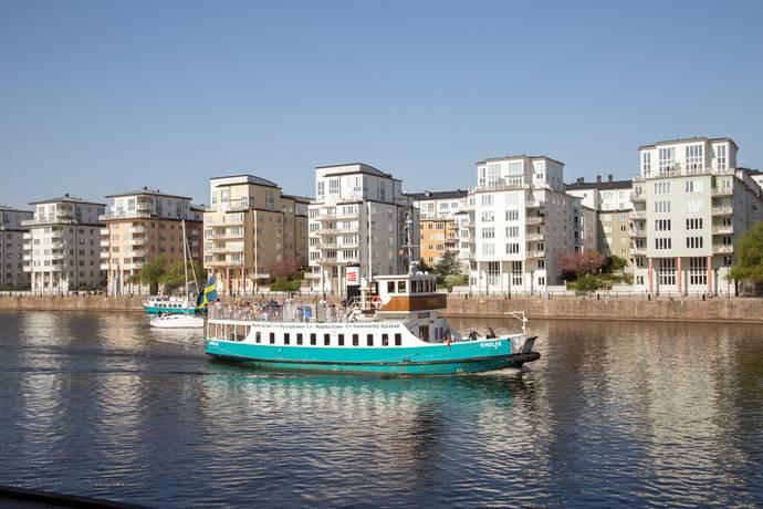 Bild: 3 rum bostadsrätt på Pollargatan 15, Stockholms kommun Hammarby Sjöstad