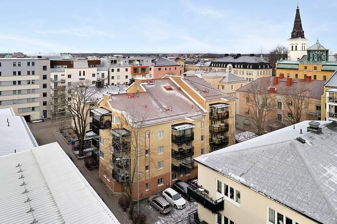 Bild: 3 rum bostadsrätt på Karlbergsgatan 4, Karlstads kommun Centrum