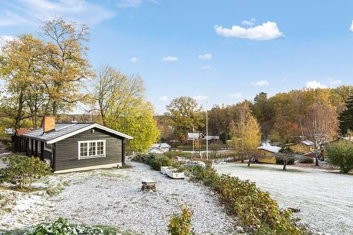 Bild: 3 rum villa på Fornbyvägen 1A, Ekerö kommun Ekerö Helgö
