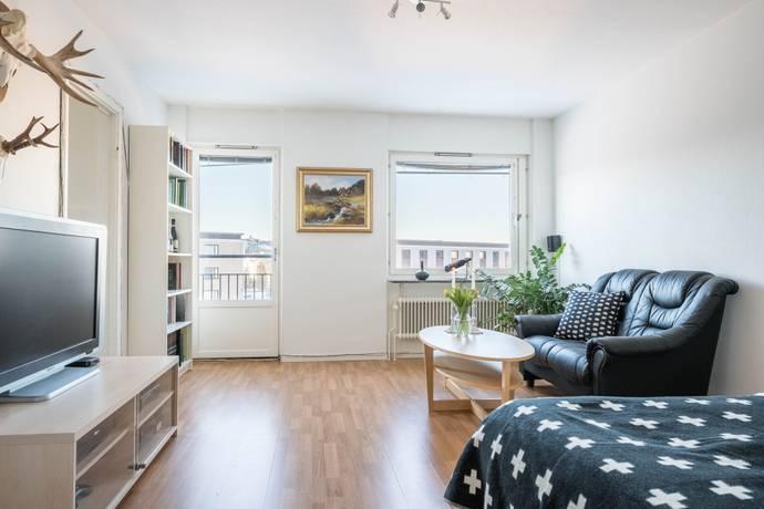 Bild: 1 rum bostadsrätt på Vintergatan 11 B, Örnsköldsviks kommun Centralt