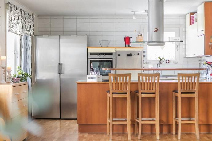 Bild: 3 rum villa på Vretvägen 1 B, Strängnäs kommun