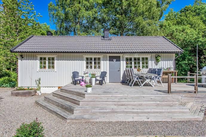 Bild: 3 rum villa på Breviksvägen 168, Tyresö kommun Brevik