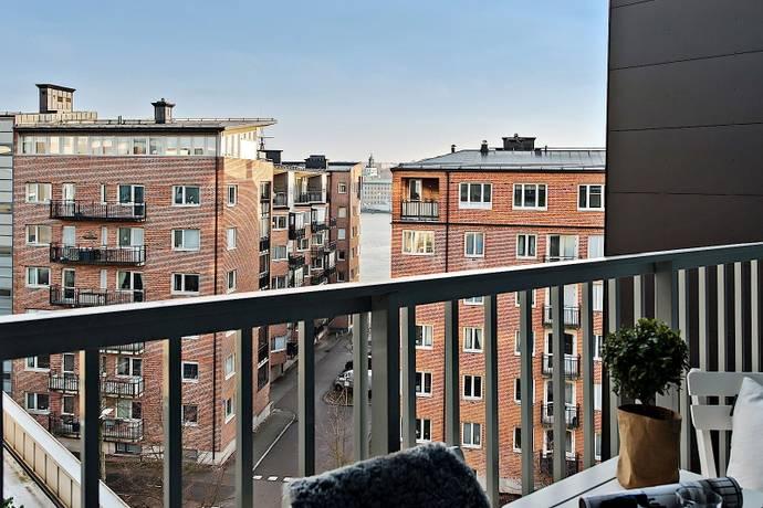 Bild: 1,5 rum bostadsrätt på Östra Eriksbergsgatan 87, Göteborgs kommun Eriksberg