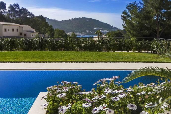 Bild: 7 rum villa på Villa i Port D´Andratx #1299, Spanien Port D´Andratx