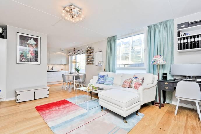 Bild: 2 rum bostadsrätt på Uggelviksgatan 8, Stockholms kommun Östermalm