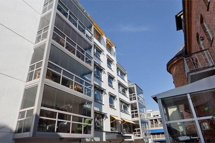 Bild: 4 rum bostadsrätt på Kaggensgatan 37B, Kalmar kommun Kvarnholmen