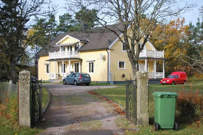 Bild: 9 rum villa på Harby 222, Kalmar kommun Trekanten
