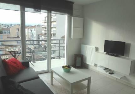 Bild: 1 rum bostadsrätt på Nice, Bas Mont Boron, Frankrike Franska Rivieran